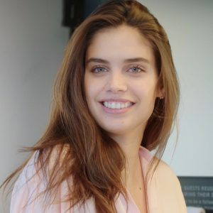 Sara Sampaio celebrities trichotillomania