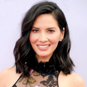 Olivia Munn celebrities trichotillomania